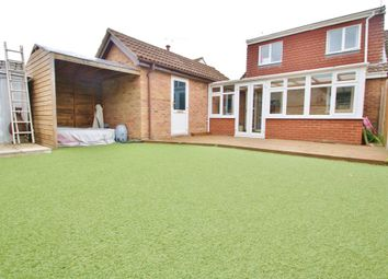 Thumbnail 3 bedroom detached bungalow for sale in Brambles Close, Spixworth, Norwich