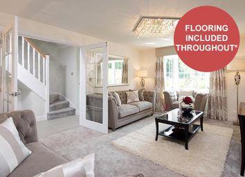 "Thumbnail 4 bedroom detached house for sale in ""Harborough"" at Weddington Road, Nuneaton"