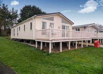 Thumbnail 2 bedroom mobile/park home for sale in Mill Lane, Cayton Bay, Scarborough