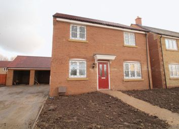 Thumbnail 5 bed detached house for sale in The Rippingale, Wardentree Lane, Pinchbeck, Spalding