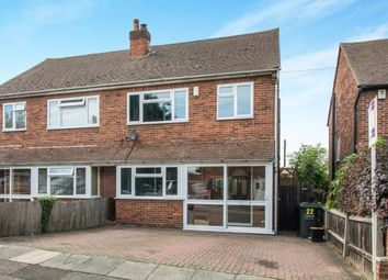 Thumbnail 4 bedroom semi-detached house for sale in Osney Way, Chalk, Gravesend, Kent