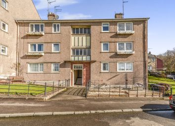 Thumbnail 2 bed flat for sale in Milton Brae, Milton, Dumbarton