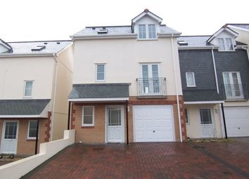 Thumbnail 3 bed town house to rent in The Square, Grampound Road, Truro