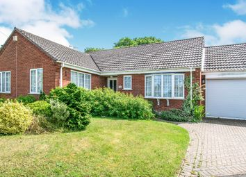 Thumbnail 3 bed detached bungalow for sale in Oaklands Park, North Walsham