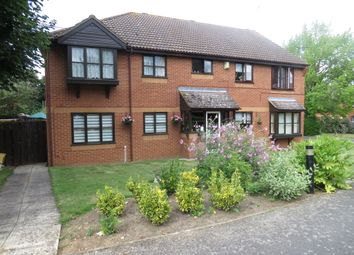 Thumbnail 2 bedroom flat for sale in Lucena Court, The Brickfields, Stowmarket
