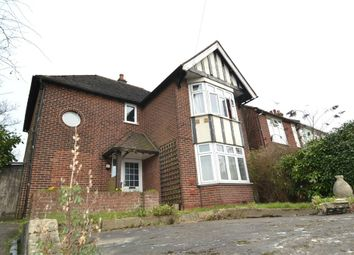 Thumbnail 4 bed detached house to rent in Elmstead Road, Colchester