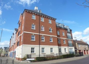 Thumbnail 2 bed flat for sale in John Mace Road, Colchester