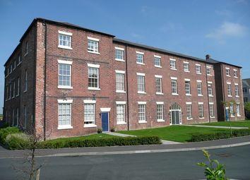 Thumbnail 1 bedroom flat to rent in Haycock House, Cross Houses, Shrewsbury
