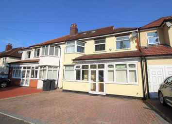 Thumbnail 4 bed semi-detached house for sale in Dalbury Road, Hall Green, Birmingham