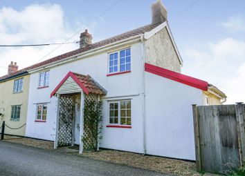 Thumbnail 2 bed cottage for sale in Church Lane, Hemingstone, Ipswich