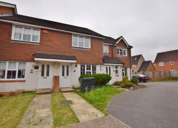 Thumbnail 2 bed terraced house to rent in Bishopswood, Ashford, Kent TN233Rd
