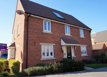 Thumbnail 4 bed detached house for sale in Derwent Drive, Doncaster