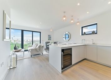 Thumbnail 2 bed penthouse for sale in Chiswick High Road, Chiswick, London