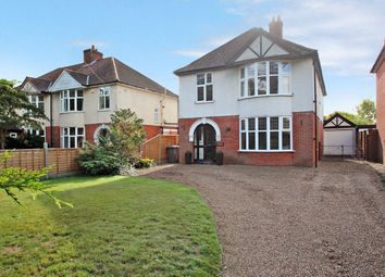 Thumbnail 4 bed detached house for sale in Main Road, Kesgrave, Ipswich