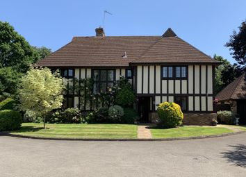 Thumbnail 5 bed detached house for sale in Windlesham, Surrey