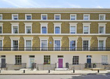 Thumbnail 5 bed terraced house for sale in Regents Park Terrace, London