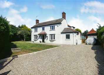 Thumbnail 3 bed detached house for sale in High Street, Kexby, Gainsborough