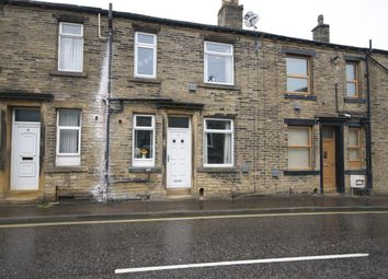 Thumbnail 1 bed terraced house for sale in Law Lane, Southowram, Halifax