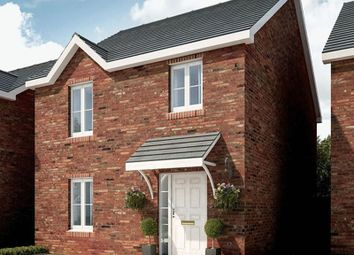 Thumbnail 3 bed detached house for sale in Ponthir Road, Caerleon, Newport