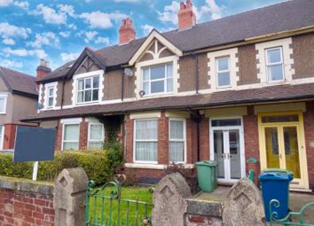 Thumbnail 4 bed terraced house to rent in Lichfield Road, Stafford