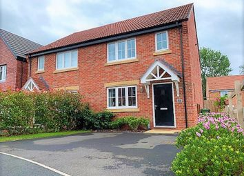 Thumbnail 3 bed semi-detached house for sale in Yelland Walk, Great Haywood, Stafford
