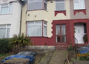 Thumbnail 3 bed terraced house to rent in Northwood Gardens, Sudbury