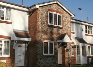 Thumbnail 2 bed property to rent in Fiddlers Close, Greenhithe