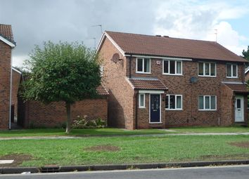Thumbnail 3 bedroom semi-detached house for sale in Hamilton Drive East, York
