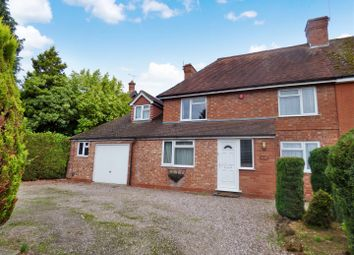 Thumbnail 4 bed semi-detached house for sale in Hyde Road, Kenilworth