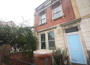 Thumbnail 3 bedroom maisonette to rent in Hepburn Road, Bristol