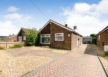 Thumbnail 3 bed detached bungalow for sale in Norman Drive, Old Catton, Norwich