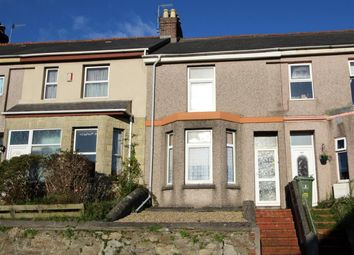 Thumbnail 2 bedroom terraced house for sale in Wolseley Road, St Budeaux, Plymouth