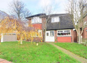 Thumbnail 4 bed detached house for sale in Chadvil Road, Cheadle, Cheshire