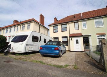 Thumbnail 3 bedroom end terrace house for sale in Browning Road, Ipswich