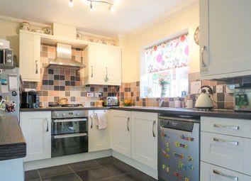 Thumbnail 3 bed link-detached house for sale in Castle Brooks, Framlingham, Woodbridge