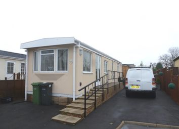 Thumbnail 1 bedroom mobile/park home for sale in Shamblehurst Lane South, Hedge End, Southampton