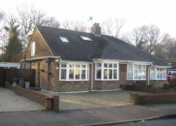 Thumbnail 4 bed semi-detached house for sale in Rusland Avenue, Orpington