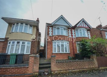 Thumbnail 3 bed semi-detached house for sale in Cambridge Avenue, Peterborough