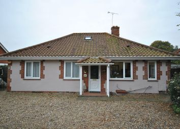 Thumbnail 3 bed property for sale in Pinewood Close, Hellesdon, Norwich