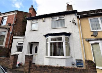 Thumbnail 3 bedroom end terrace house for sale in Tydfil Street, Barry
