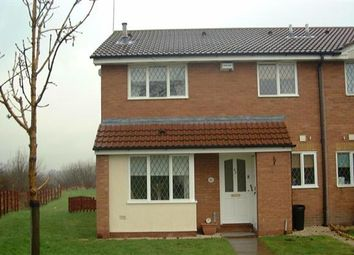Thumbnail 2 bed end terrace house to rent in Dadford View, Brierley Hill, West Midlands