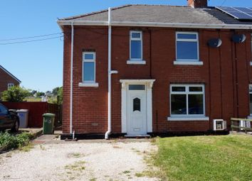 Thumbnail 3 bed semi-detached house to rent in Main Road, Boughton, Newark