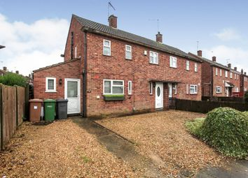 Thumbnail 2 bedroom semi-detached house for sale in Eastern Avenue, Dogsthorpe, Peterborough