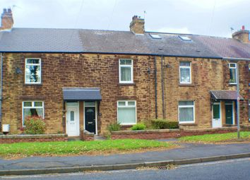 Thumbnail Terraced house for sale in Villa Real Road, Consett