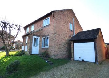 Thumbnail 2 bed semi-detached house for sale in Spixworth, Norwich, Norfolk