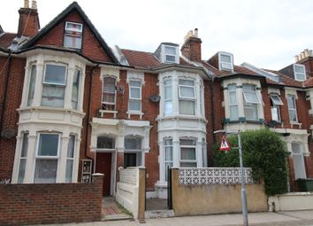 Thumbnail 1 bed terraced house to rent in Waverley Road, Southsea