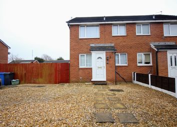 Thumbnail 1 bed semi-detached house for sale in Croasdale Drive, Thornton-Cleveleys
