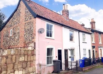 Thumbnail 2 bedroom terraced house to rent in Barn Lane, Bury St. Edmunds