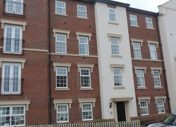 Thumbnail 2 bed flat to rent in Crooked Bridge Court, St Georges Parkway, Stafford