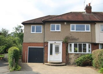 Thumbnail 5 bed semi-detached house to rent in Moorfield Avenue, Menston